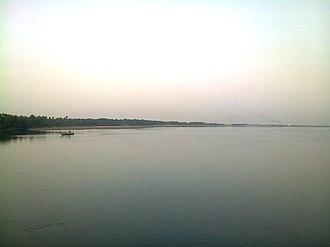 Netravati River - Netravati River in Mangalore