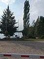 Naturista Oázis Camping, emlékkő, 2019 Délegyháza.jpg