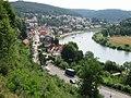 Neckar Fluss bei Neckarsteinach - geo.hlipp.de - 1774.jpg