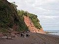 Ness Cove, Shaldon - geograph.org.uk - 1510679.jpg