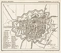 Netherlands, Groningen (city), map of 1866.jpg