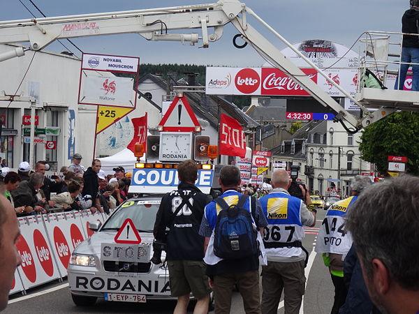 Neufchâteau - Tour de Wallonie, étape 3, 28 juillet 2014, arrivée (D01).JPG