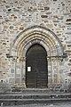 Neuvic-Entier Église Saint-Jean-Baptiste Portail 160.jpg