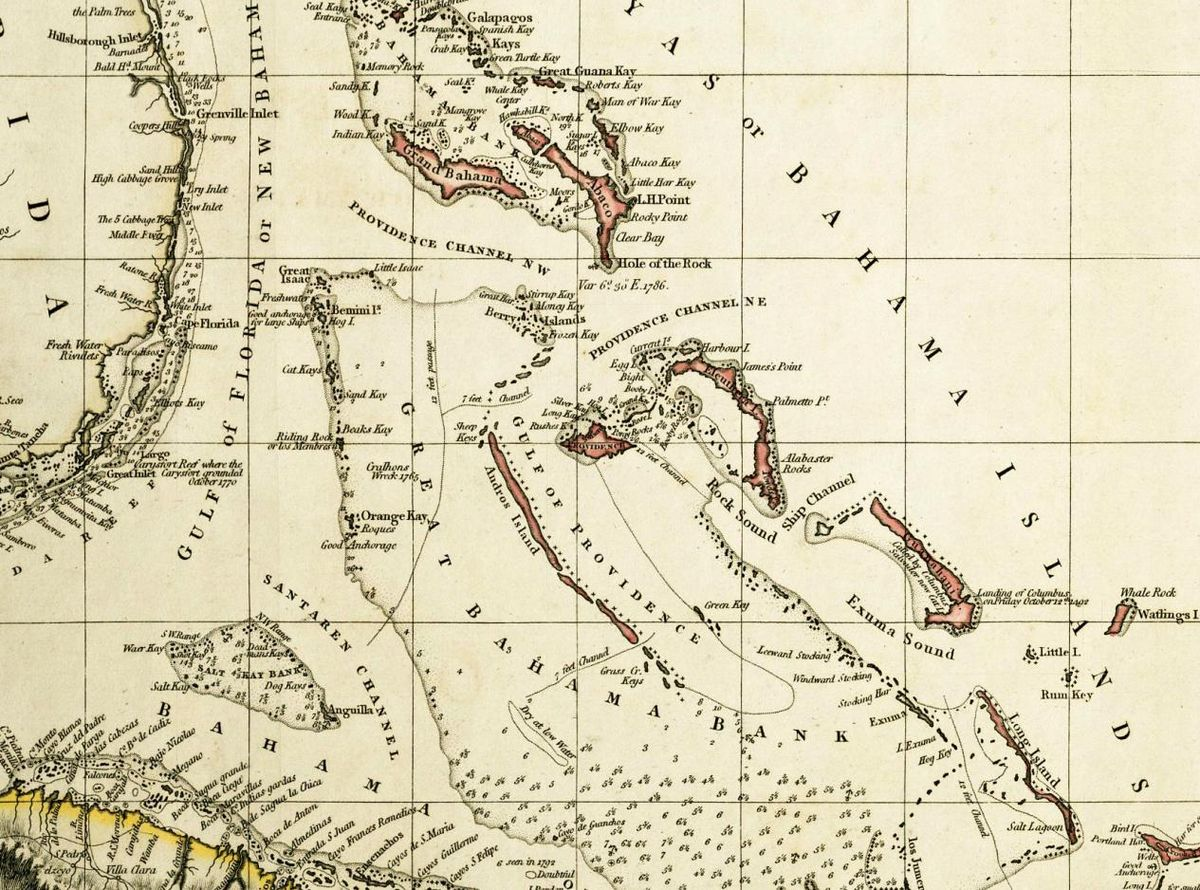 Capture of the Bahamas 1783 Wikipedia