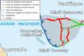New Hebrides Plate map-fr.png