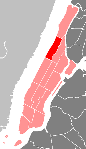 Manhattan Community Board 9 - Community Board 9
