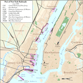 Rail freight transportation in New York City and Long Island Wikipedia