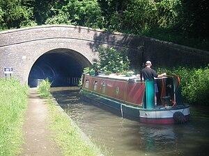 Newbold-on-Avon - Image: Newbold canal tunnel