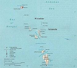 ニコバル諸語 - Wikipedia