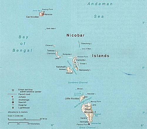 ニコバル諸語 - Wikiwand