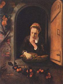 Nicolaes maes wikipedia - Ragazza alla finestra ...