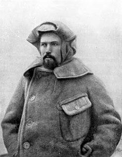 Norwegian zoologist and Antarctic explorer