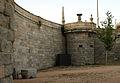 Nidos de ametralladora del Puente de Toledo, torre Este.JPG