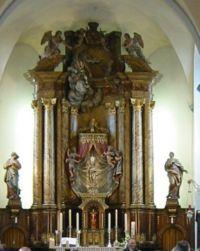 Altar in Nievenheim