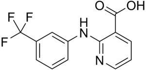 Niflumic acid - Image: Niflumic acid