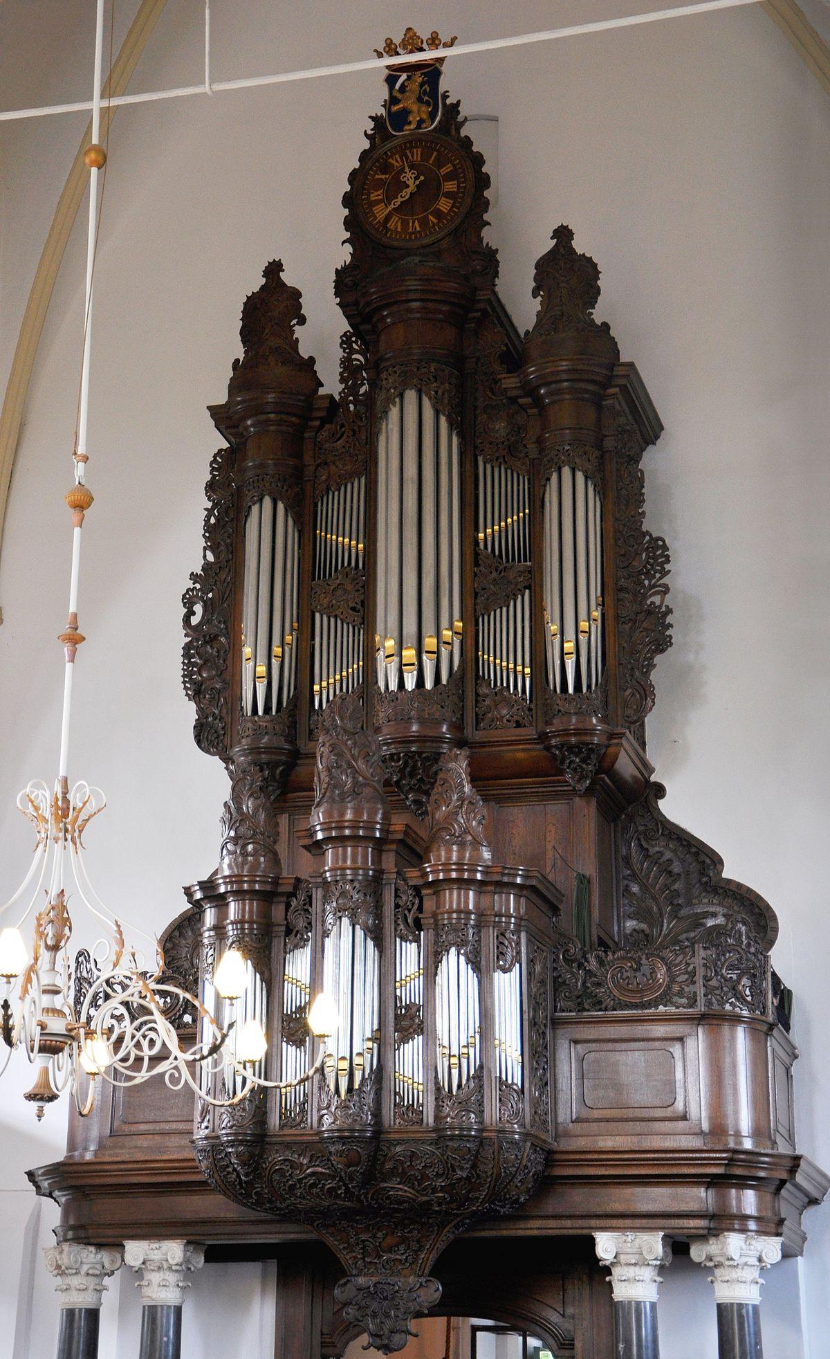 orgel van de grote kerk in nijkerk wikipedia. Black Bedroom Furniture Sets. Home Design Ideas