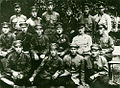 Nikolay Petin with veterans of the 26th Zlatoust Infantry Division. 1929.jpg