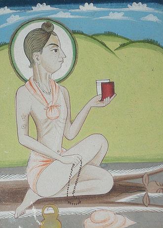 Swaminarayan - Nilkanth Varni during his travels