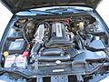 Nissan 200SX S14a Engine Bay Stock.JPG