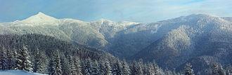 Low Tatras - Low Tatras in winter
