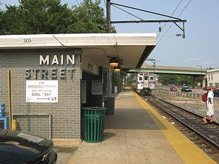 Main Street station (SEPTA) SEPTA Regional Rail station