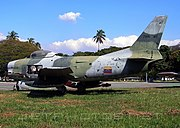 North American F-86K Sabre, Venezuela - Air Force JP5917232.jpg