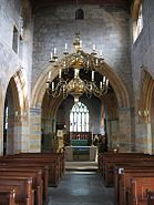 North Curry nave