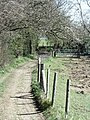 North Downs Way facing Brabourne Lane - geograph.org.uk - 392870.jpg