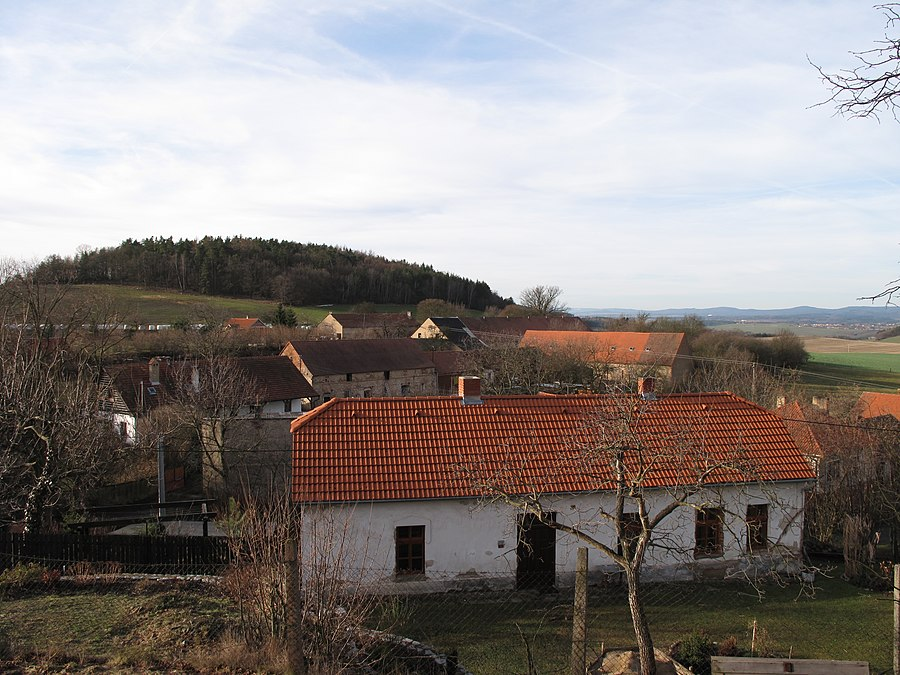 Nové Dvory (Příbram District)