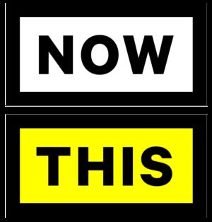 NowThis News - Image: Nowthis logo 16
