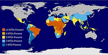 Neglected tropical diseases - Wikipedia
