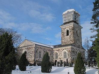 Nummi-Pusula - Nummi Church