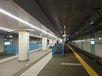OER Higashi-Kitazawa station Platform 20130420.jpg