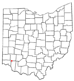 Location in Hamilton, Clermont, and Warren Counties in Ohio