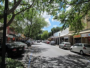 Mount Barker, South Australia - Gawler St, Mt Barker.