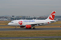 OK-PET - A319 - Czech Airlines
