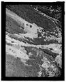 OLD BIG OAK FLAT ROAD IN TALUS SLOPE. - Yosemite National Park Roads and Bridges, Yosemite Village, Mariposa County, CA HAER CAL,22-YOSEM,5-21.tif