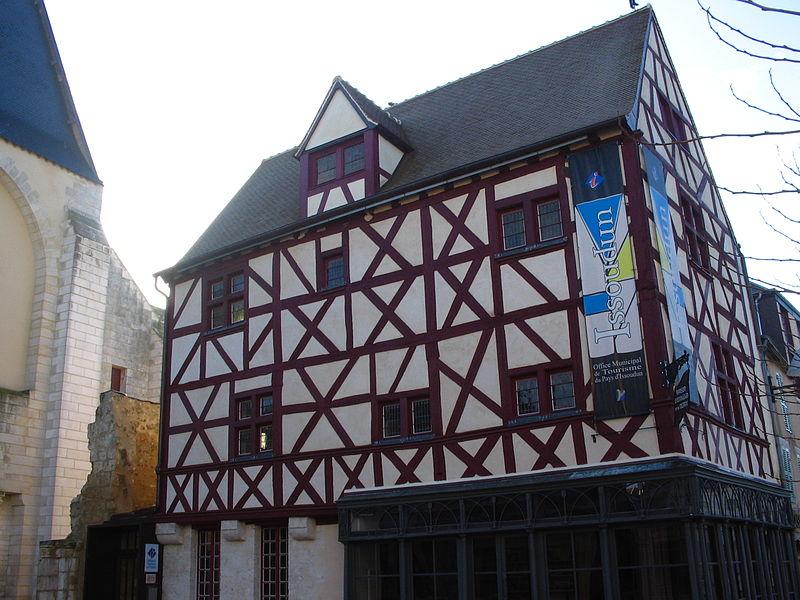 Maison du tourisme du Pays d'Issoudun (36).