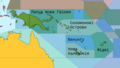 Oceania UN Geoscheme - Map of Melanesia uk.png