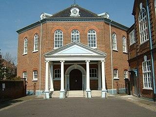 Octagon Chapel, Norwich church in the United Kingdom