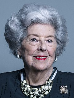 Betty Boothroyd British politician and life peer