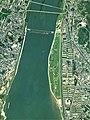 Okayama Kasumibashi Golf Club, Kurashiki Okayama Aerial photograph.2007.jpg