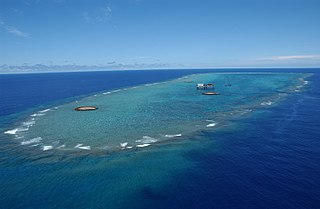 Okinotorishima Reef