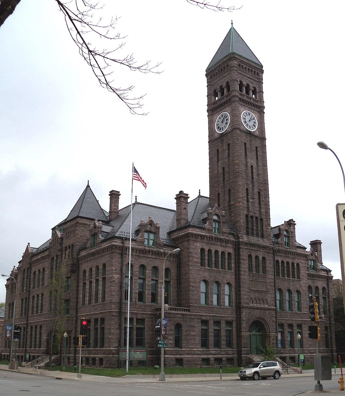 Minnehaha County Building Permit Database