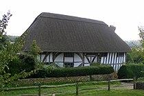 Old Clergy House, Alfriston (NHLE Code 1191431) (September 2011).JPG