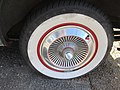 Old Dodge Lancer parked on Gallier Street, Bywater, New Orleans - Wheel.jpg