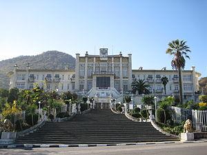 Ramsar, Mazandaran - Old Hotel of Ramsar
