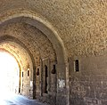 Old Jerusalem Armenian quarter Armenian Patriarchate street arches.jpg