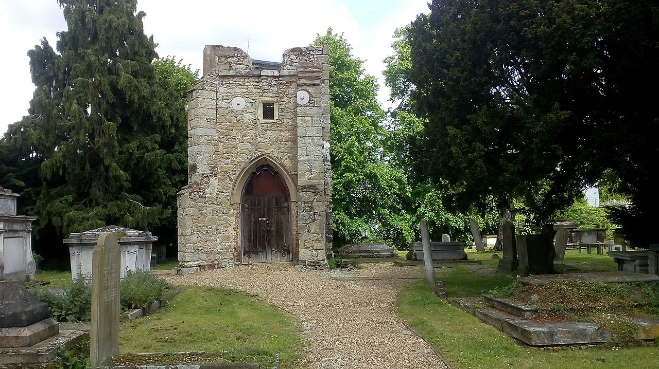 File:Old St Margaret's Church, Lee.jpg - Wikipedia