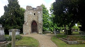 Lee, London - Image: Old St Margaret's Church, Lee